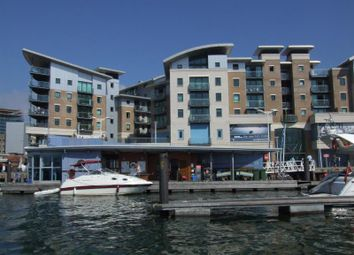 Thumbnail 2 bedroom flat for sale in The Quay, Poole