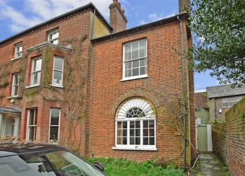 Thumbnail 5 bed end terrace house for sale in Maltravers Street, Arundel, West Sussex