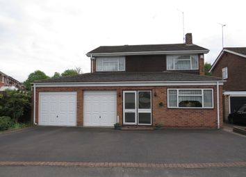 Thumbnail 4 bedroom detached house for sale in Kingsway Road, Leicester