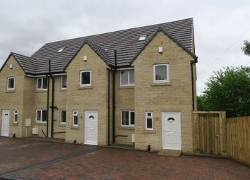 Thumbnail 4 bed town house for sale in Raikes Lane, Birstall, Batley