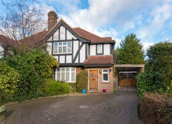 Thumbnail 4 bed semi-detached house for sale in Lake View, Edgware