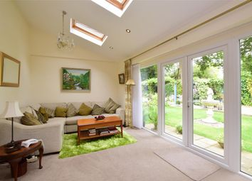 Thumbnail 4 bedroom detached house for sale in Chapel Lane, Chigwell, Essex