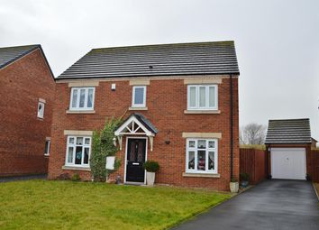 Thumbnail 4 bedroom detached house for sale in Raines Court, Longlands, Middlesbrough