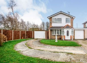 3 bed link-detached house for sale in Cleveland Close, Kirkby, Liverpool L32