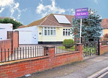 Thumbnail 3 bedroom semi-detached bungalow for sale in Cleethorpes Road, Sholing, Southampton