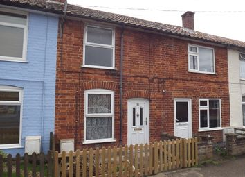 Thumbnail 2 bed terraced house to rent in Paradise Place, Leiston