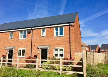 Thumbnail 3 bed end terrace house for sale in Wilson Gardens, West Wick, Weston-Super-Mare