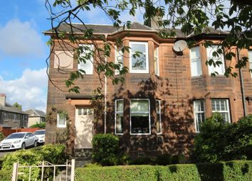 Thumbnail 3 bed end terrace house for sale in Silverton Avenue, Dumbarton