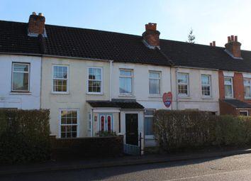Thumbnail 2 bed terraced house for sale in Badshot Lea Road, Farnham