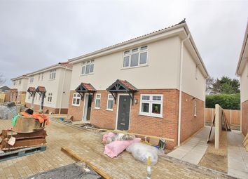 Thumbnail 2 bed semi-detached house for sale in Polperro Place, Parkstone, Poole