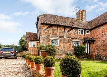 Thumbnail 3 bed semi-detached house for sale in School Hill, Wrecclesham, Farnham