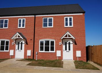 Thumbnail 3 bed end terrace house for sale in 32 Harrier Way, Diss