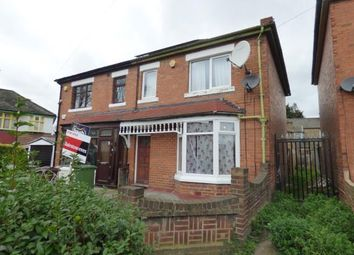 Thumbnail 3 bed semi-detached house for sale in Coniston Avenue, Barking