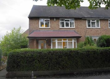 Thumbnail 3 bed semi-detached house to rent in Queen Elizabeth Avenue, Walsall