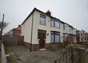 Thumbnail 3 bed semi-detached house to rent in Brooke Road East, Liverpool