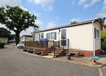 Thumbnail 1 bedroom mobile/park home for sale in Blueleighs Park Homes, Great Blakenham, Ipswich