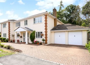 Thumbnail 6 bed detached house for sale in Penrose Way, Four Marks, Alton, Hampshire