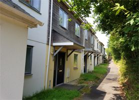 Thumbnail 2 bed terraced house for sale in Shortacross View, Widegates
