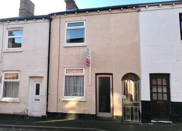Thumbnail 1 bed terraced house for sale in Leicester Street, Sleaford