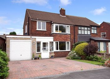 Thumbnail 3 bed semi-detached house for sale in Barley Road, Warrington