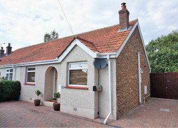 Thumbnail 2 bed semi-detached bungalow for sale in Woodgate Road, Woodgate, Chichester