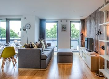 Thumbnail 1 bed town house to rent in Bonchurch Road, London, Kensington