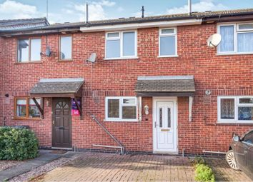 Thumbnail 2 bed terraced house for sale in Everett Close, Thurmaston