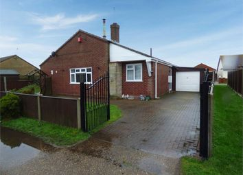 Thumbnail 3 bed detached bungalow for sale in Long Beach Estate, Hemsby, Great Yarmouth, Norfolk
