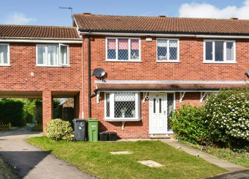 Thumbnail 4 bed terraced house for sale in Durlston Drive, Strensall, York