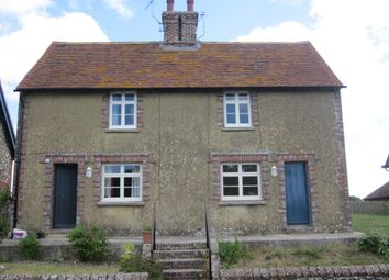 Thumbnail 2 bed semi-detached house to rent in Hampden Gardens, Glynde, Glynde, Lewes