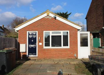 Thumbnail 1 bed bungalow for sale in Cornel Close, Luton