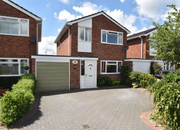 Thumbnail 3 bed link-detached house for sale in Belfry Road, Droitwich