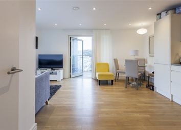 Thumbnail 2 bed flat for sale in Hippersley Point, 4 Tilston Bright Square, London