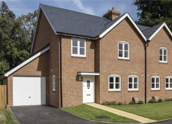 Thumbnail 4 bedroom semi-detached house for sale in Old School Close, Horsham Road, Petworth, West Sussex