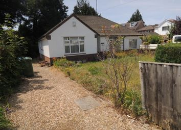 Thumbnail 3 bed bungalow for sale in Winston Avenue, Branksome