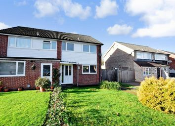 Thumbnail 3 bed semi-detached house for sale in Charlwoods Road, East Grinstead, West Sussex