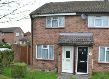 Thumbnail 2 bed end terrace house for sale in The Quantocks, Thatcham