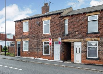 Thumbnail 2 bed terraced house for sale in Hollinsend Road, Sheffield
