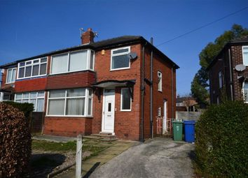 Thumbnail 3 bed semi-detached house for sale in Sunningdale Drive, Manchester