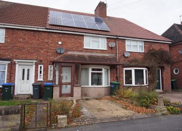 Thumbnail 3 bed terraced house for sale in James Road, Great Barr, Birmingham