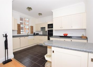 Thumbnail 3 bed flat for sale in Sea Road, Westgate-On-Sea, Kent