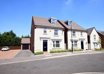 Thumbnail 4 bed detached house for sale in Constance Close, Copsewood, Binley, Coventry