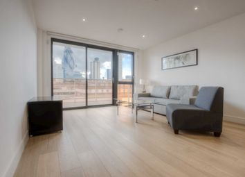 Thumbnail 2 bed flat to rent in Kensington Apartments, Cityscape, 11 Commercial Street, London
