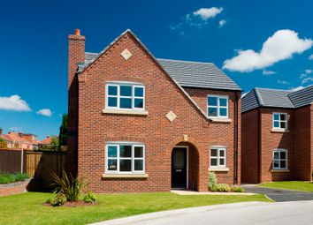 Thumbnail 4 bedroom detached house for sale in The Malham, Winnington Lane, Northwich, Cheshire