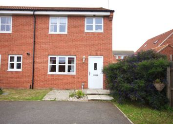 Thumbnail 2 bed semi-detached house for sale in Foss Court, Darlington