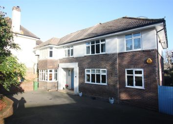 Thumbnail 5 bed detached house for sale in Belfield Park Avenue, Weymouth