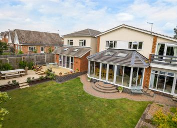 Thumbnail 8 bed detached house for sale in Tennyson Road, Lutterworth