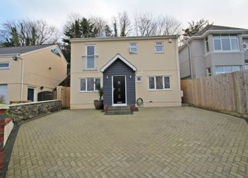 Thumbnail 3 bed detached house for sale in 80A Billacombe Road, Plymstock, Plymouth, Devon
