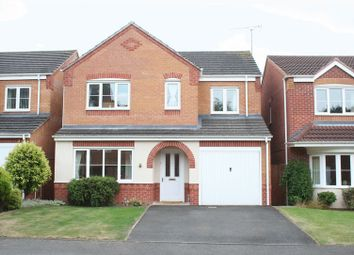 Thumbnail 4 bedroom detached house for sale in Murdoch Drive, Kingswinford
