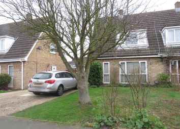 Thumbnail 4 bed semi-detached house for sale in Newton Road, Sawtry, Huntingdon
